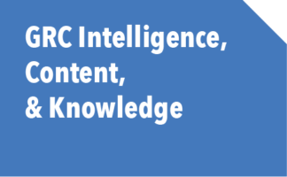 GRC Intelligence & Content