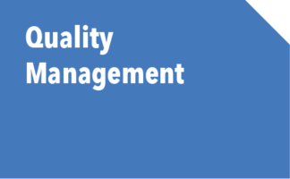 Quality Management