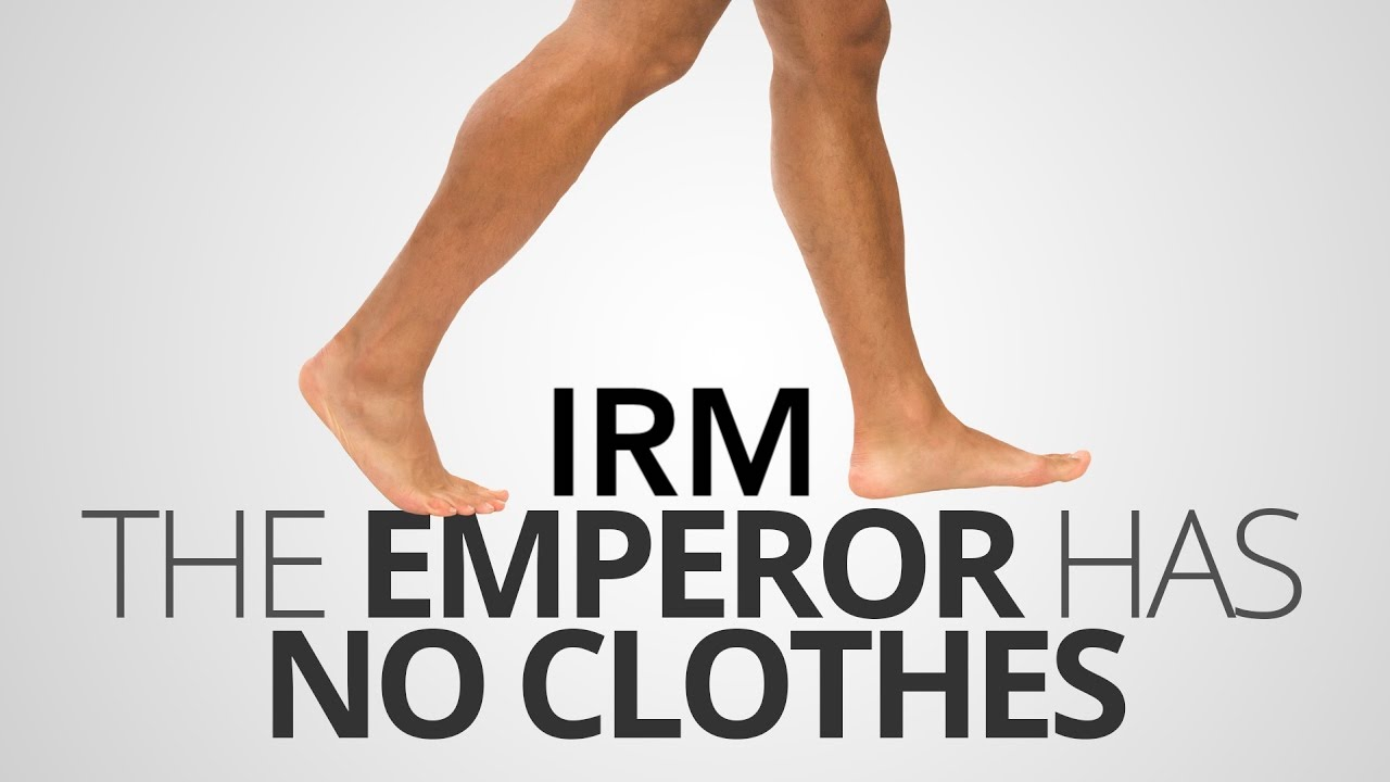 The IRM Emperor (Gartner) Has No Clothes