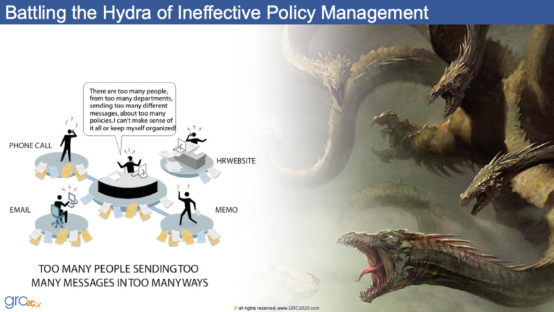 Policy Management Technology: Separating the Simple from the Advanced
