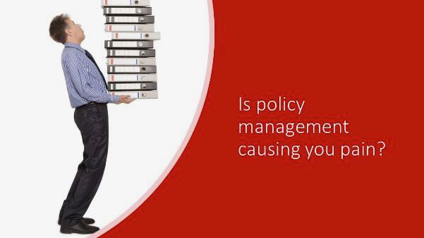 Is Policy Management Causing More Pain than Gain?