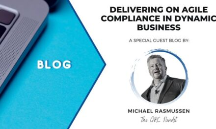 Delivering on Agile Compliance in Dynamic Business