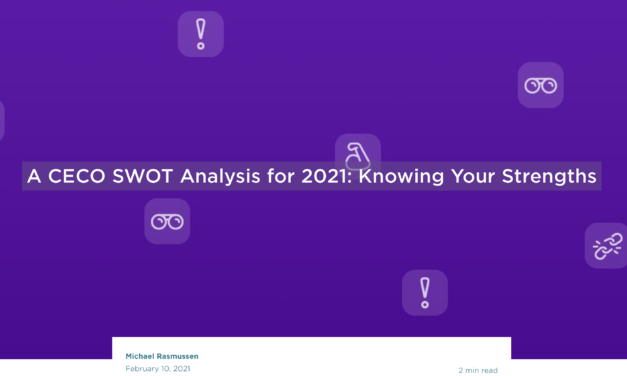 A CECO SWOT Analysis for 2021: Knowing Your Strengths