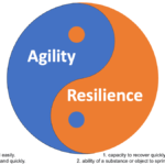 The Agile (Not Just Resilient) Organization