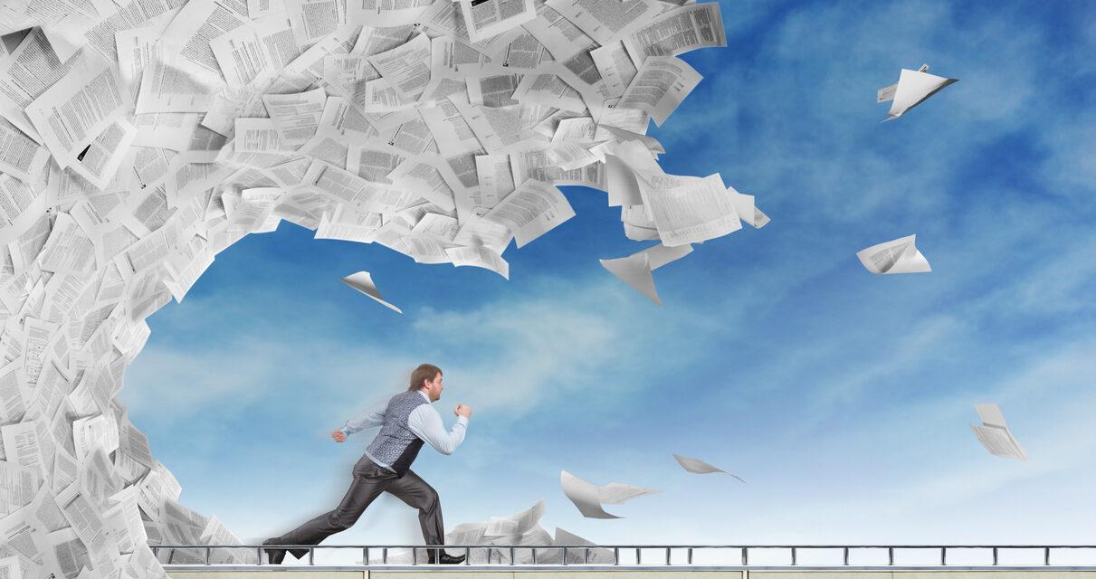 A Tsunami of Regulatory Change Overwhelms Organizations