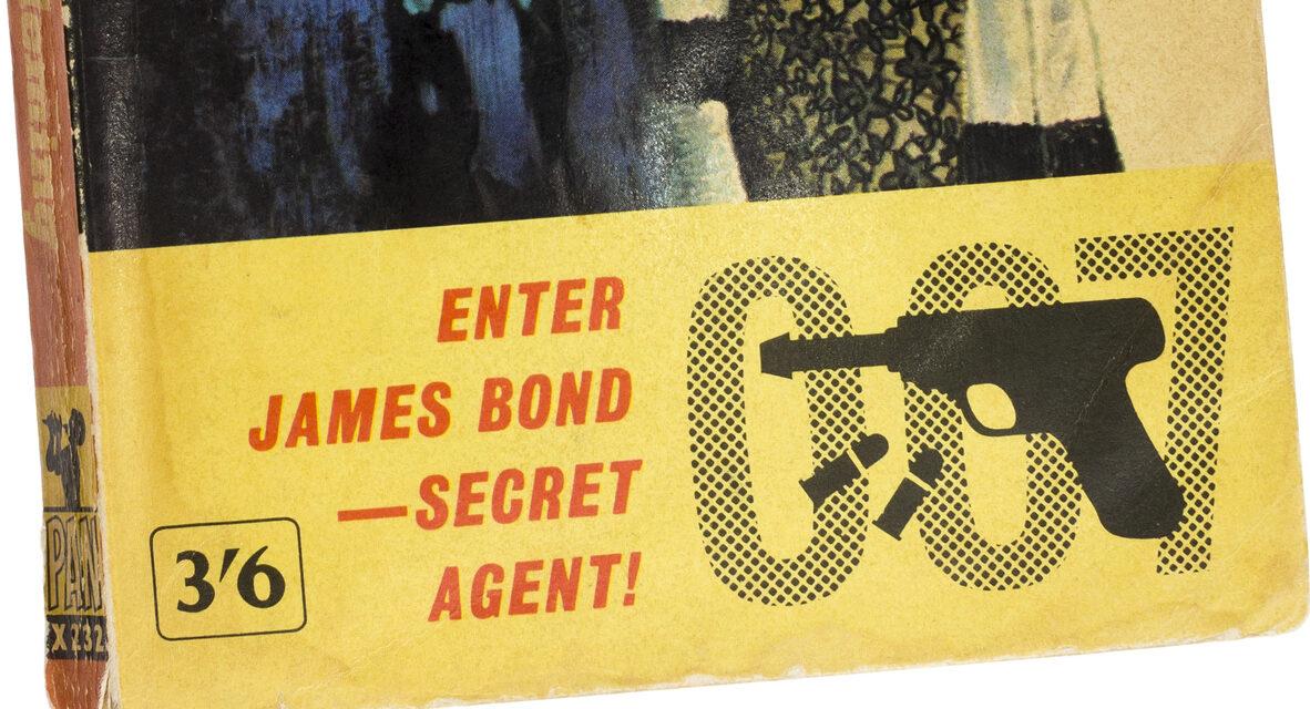 James Bond 007 and Risk Situational Awareness